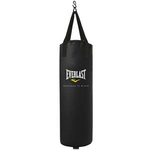 Poly and Canvas Black Punching Bag